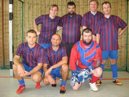 Hallen - Fußball - Turnier